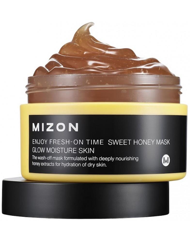 Медовая маска Mizon Enjoy Fresh-On Time Sweet Honey Mask, 100ml