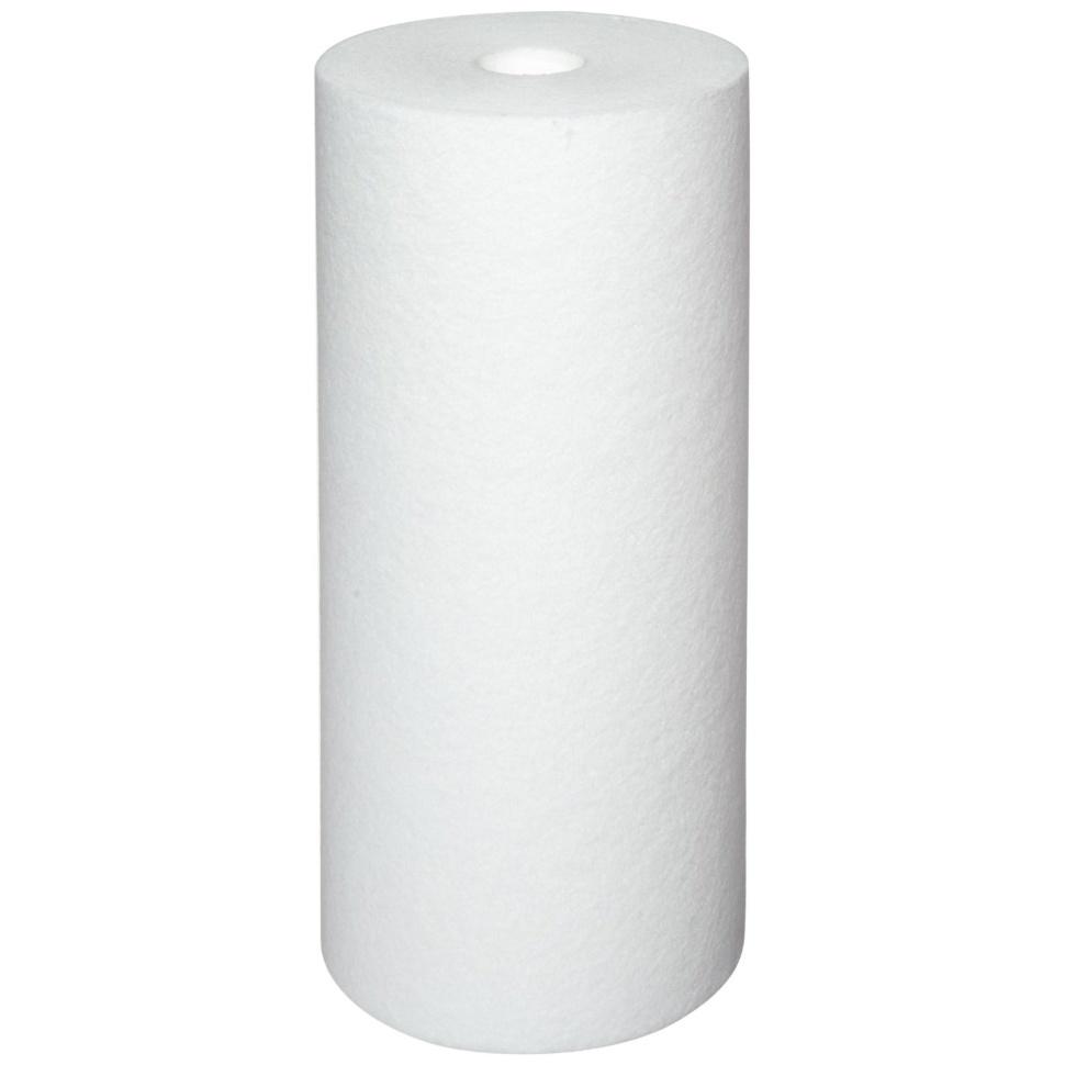 Картридж для горячей воды 10ВВ - 10 мкм (вспененный полипропилен, ЭФГ) АКВА ПРО 472