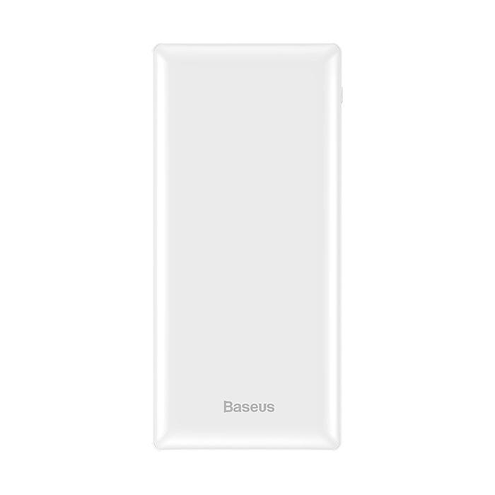 Внешний аккумулятор Baseus Mini JA Fast charge 30000mAh PPJAN-C02, черный 2600mah power bank usb блок батарей 2 0 порты usb литий полимерный аккумулятор внешний аккумулятор для смартфонов светло зеленый