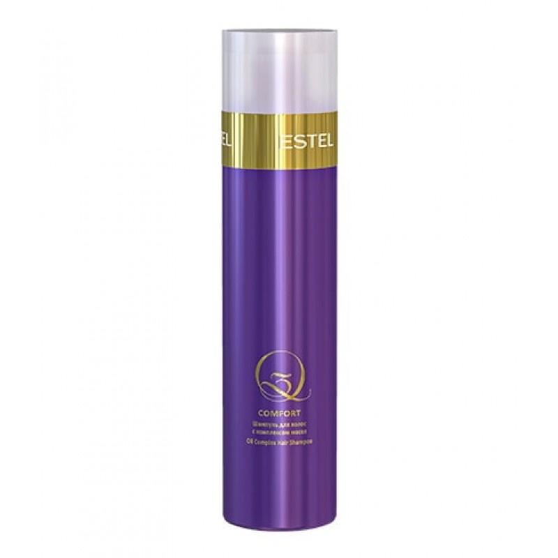 Шампунь для волос с комплексом масел Q3 COMFORT(250мл.)