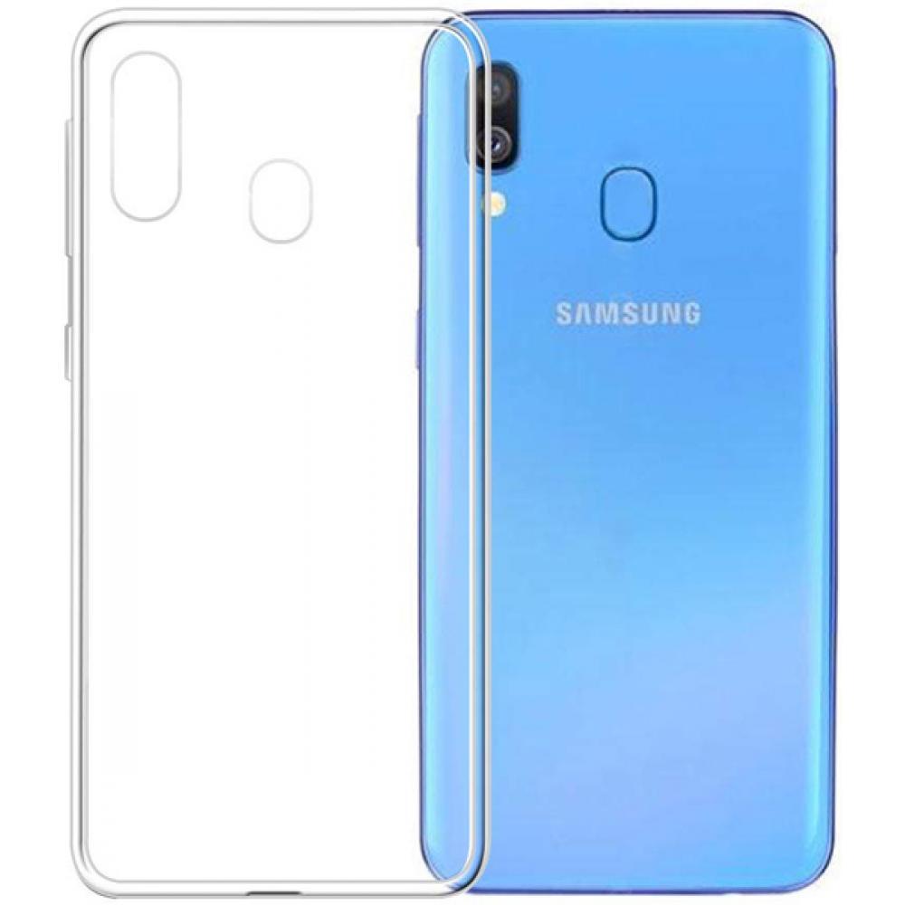 Силиконовый чехол для Samsung Galaxy A40