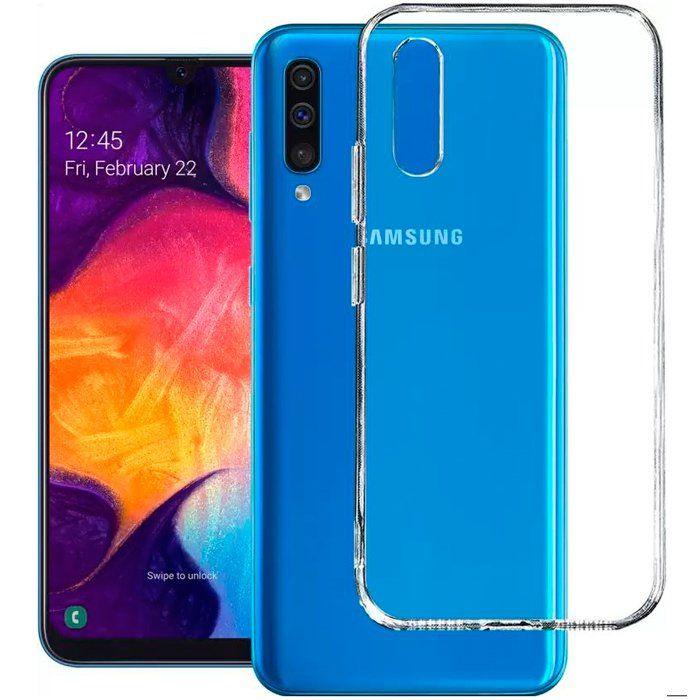Силиконовый чехол дляSamsung Galaxy A50