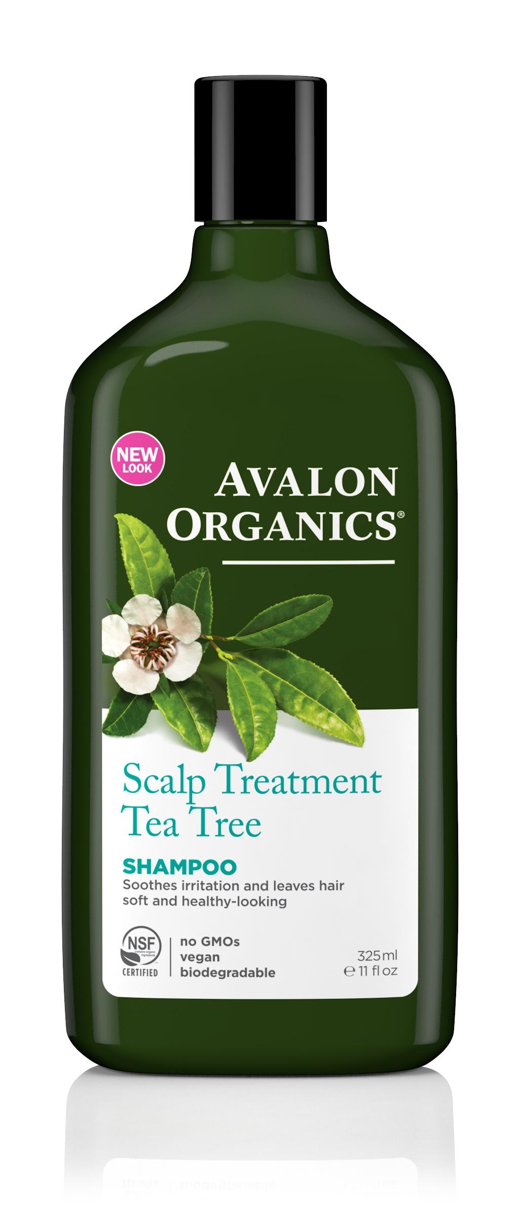 AVALON ORGANICS Шампунь с маслом чайного дерева недорго, оригинальная цена
