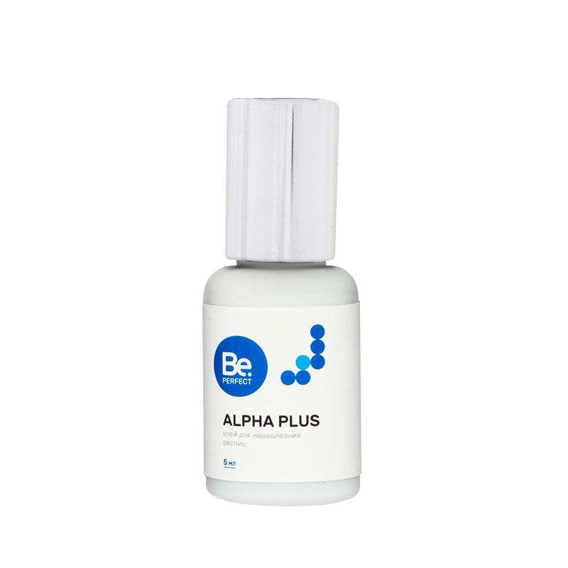 Клей для наращивания ресниц Alpha Plus 5 мл