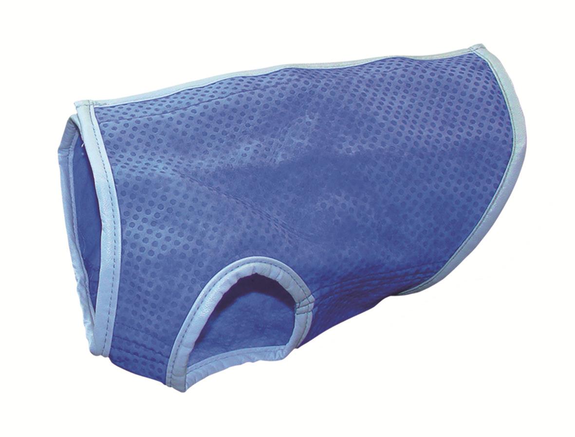 Одежда для собак Nobby Жилет Cooling-West, охлаждающий, 62221, 25 х 46 см