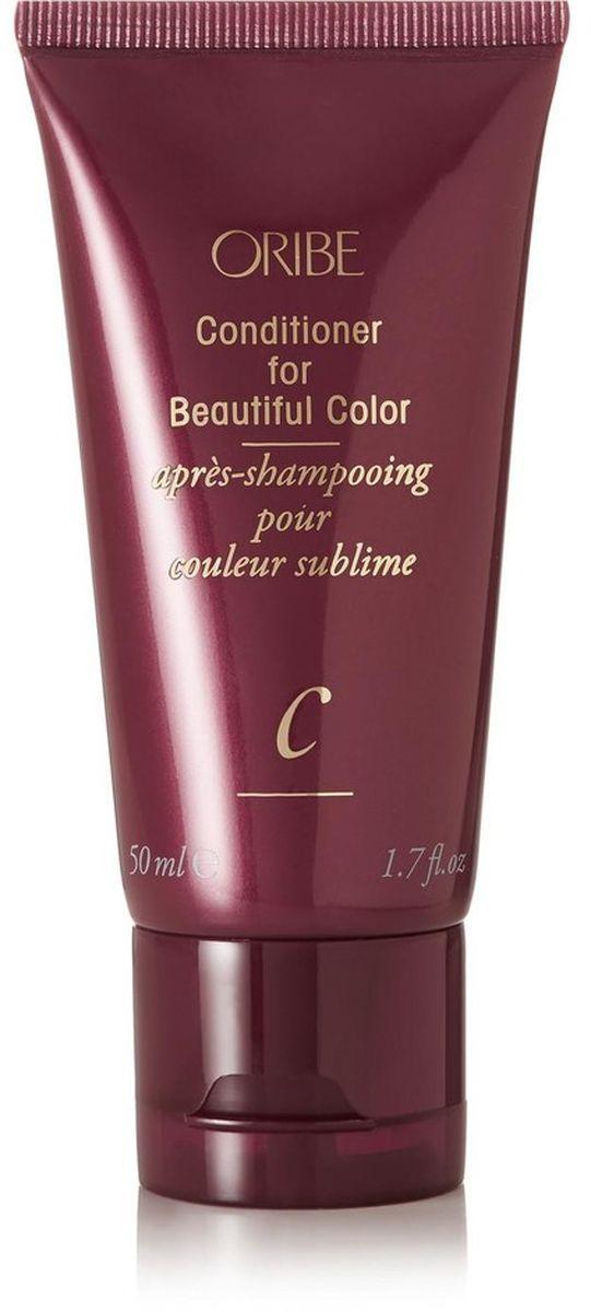 Кондиционер для волос Oribe Conditioner for Beautiful Color Великолепие цвета для окрашенных волос, 50 мл