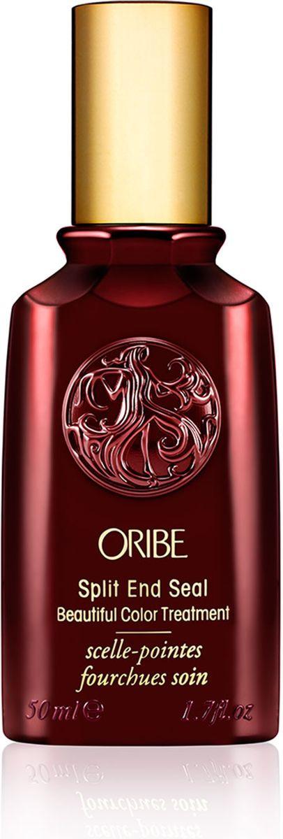 Сыворотка для волос Oribe Split End Seal Beautiful Color полирующая для секущихся кончиков окрашенных волос, 50 мл недорого