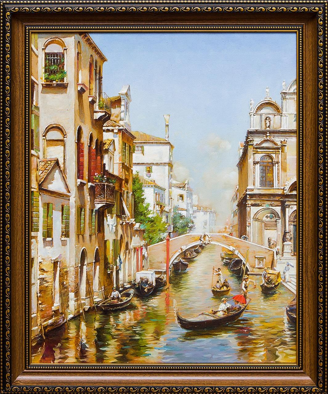 Венецианский канал е катерли некрасов