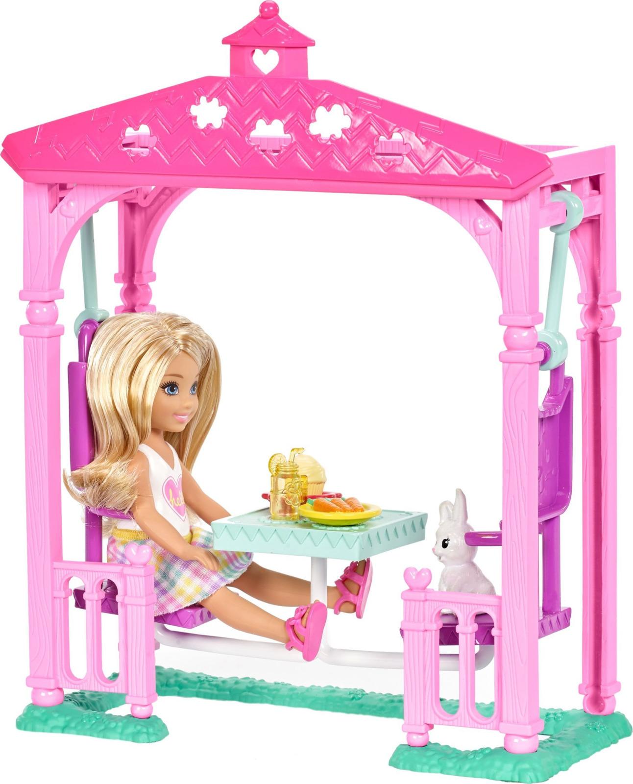 Кукла барби мебель наборы