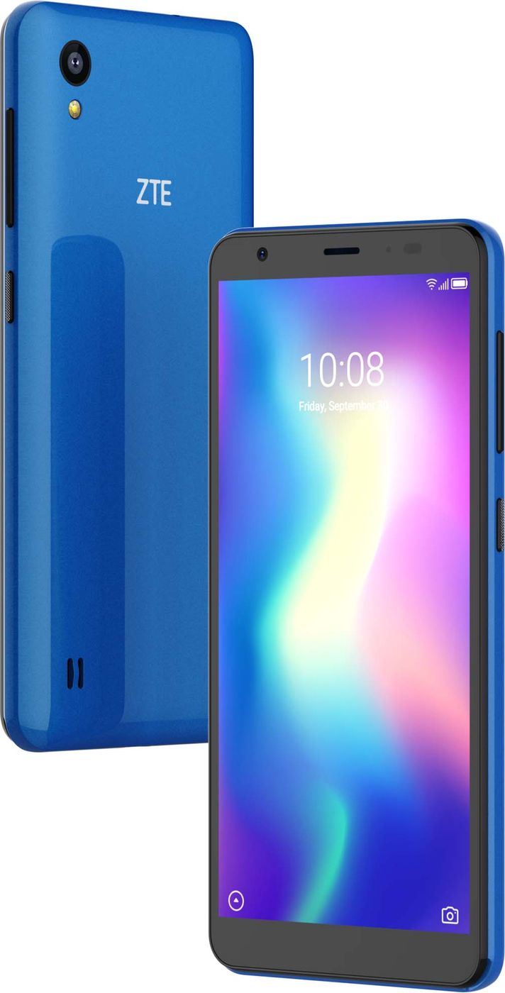Смартфон ZTE Blade А5 2/16GB, синий