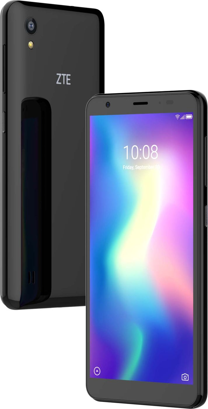 Смартфон ZTE Blade А5 2/16GB, черный