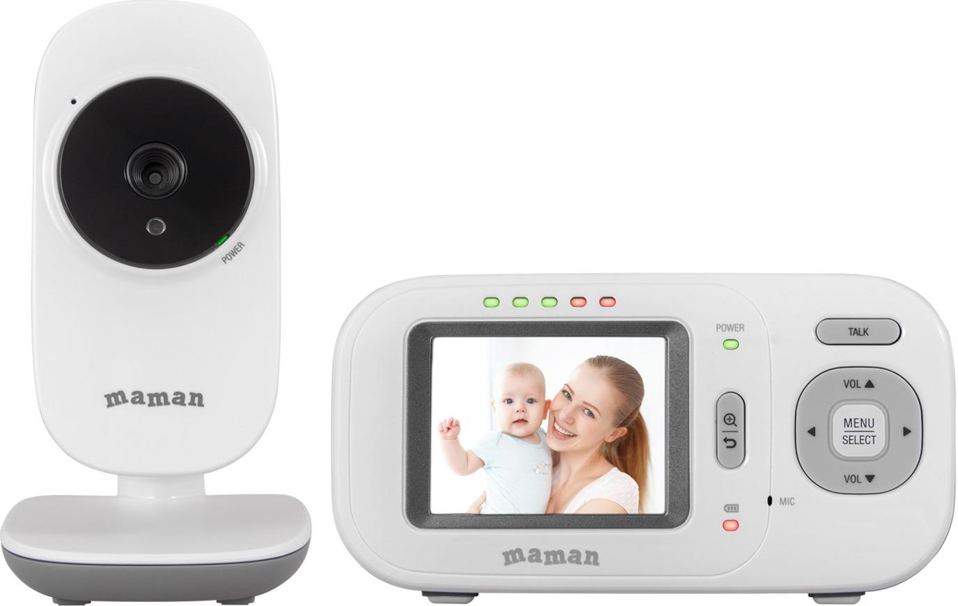 все цены на Maman Видеоняня ВM2600 онлайн