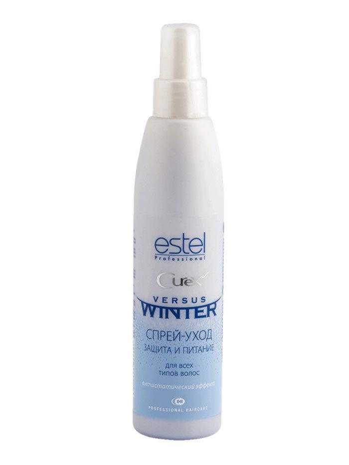 Спрей-уход для волос CUREX VERSUS VINTER - защита и питание, 200 мл curex therapy спрей уход облегчение расчесывания для всех типов волос эстель spray conditioner 200 мл