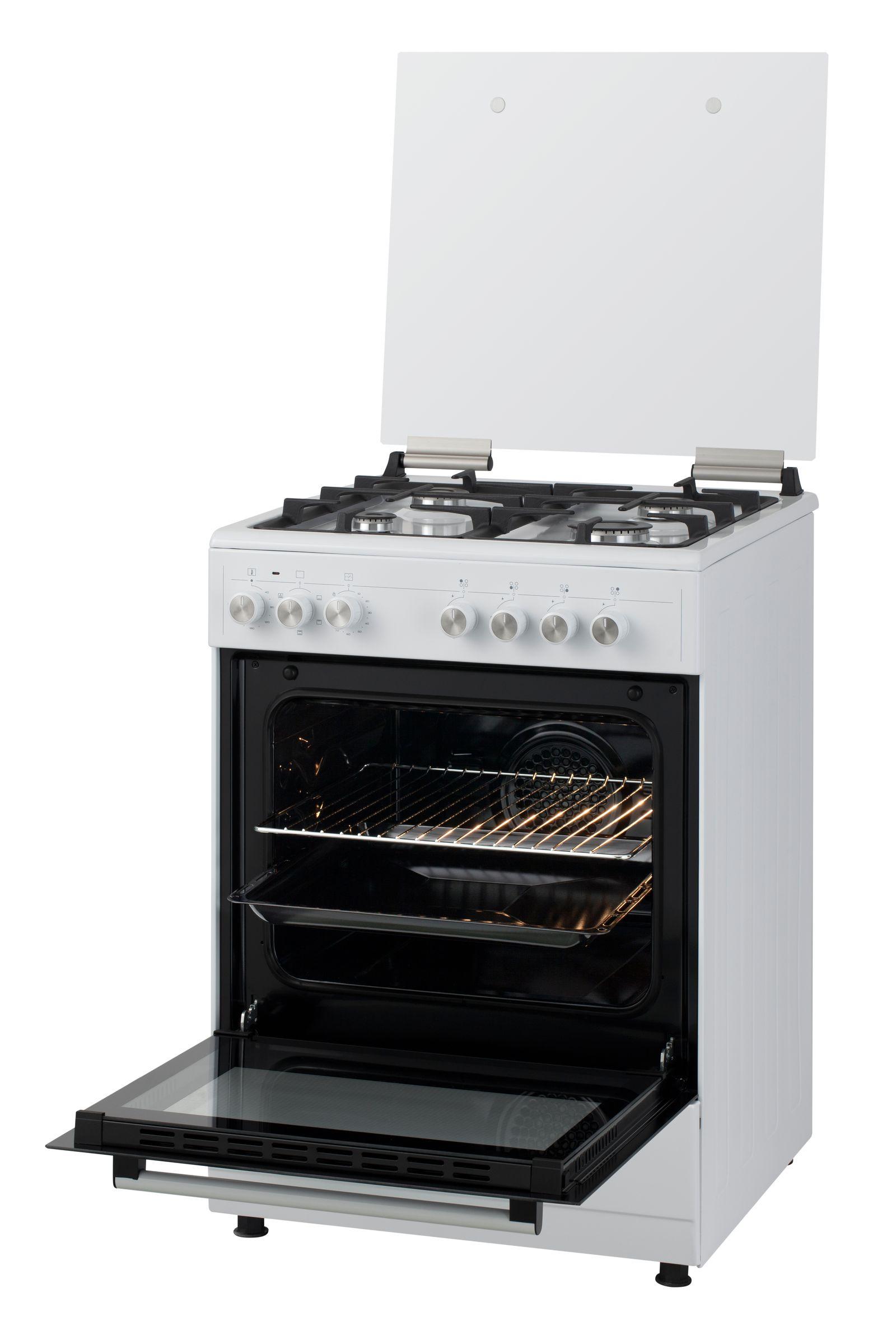 Комбинированная плита Simfer F66EW45017