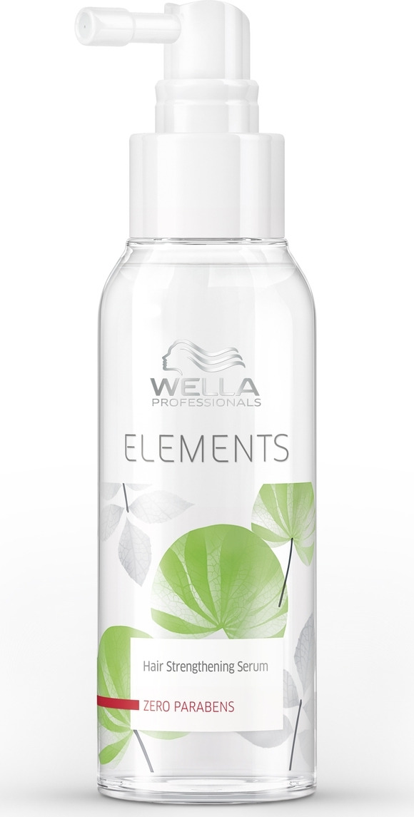 Wella Elements Обновляющая сыворотка для волос и кожи головы, 100 мл сыворотка для восстановления волос