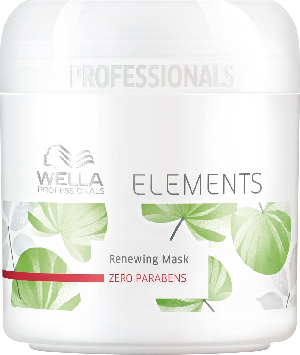 Wella Professionals Elements - Обновляющая маска 150 мл