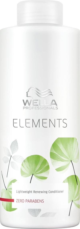 Wella Professionals Elements - Лёгкий обновляющий бальзам 1000 мл