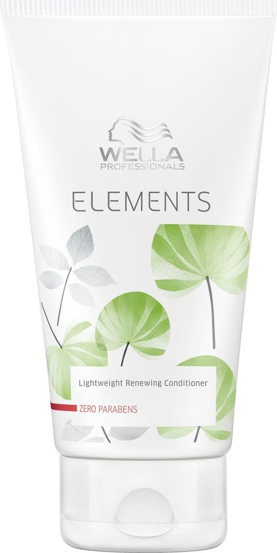 Wella Professionals Elements - Лёгкий обновляющий бальзам 200 мл