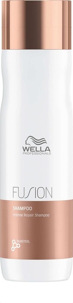 Wella Professionals Fusion Shampoo - Интенсивно восстанавливающий шампунь 250 мл интенсивный восстанавливающий шампунь 250 мл wella professional fusion