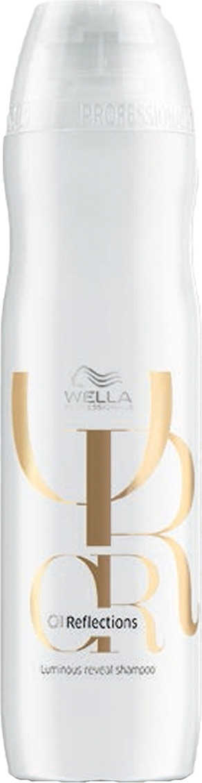 Wella Oil Reflections Luminous Reval Shampoo - Шампунь для интенсивного блеска волос 250 мл wella professionals масло для волос oil reflections 100 мл