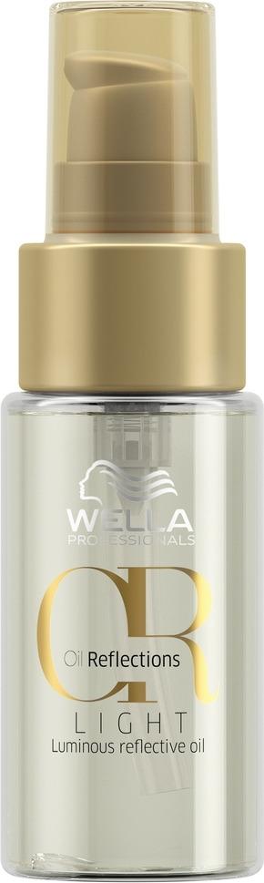 Wella Oil Reflections Light Luminous Reflective Oil - Легкое масло для сияющего блеска волос 30 мл wella professionals масло для волос oil reflections 100 мл