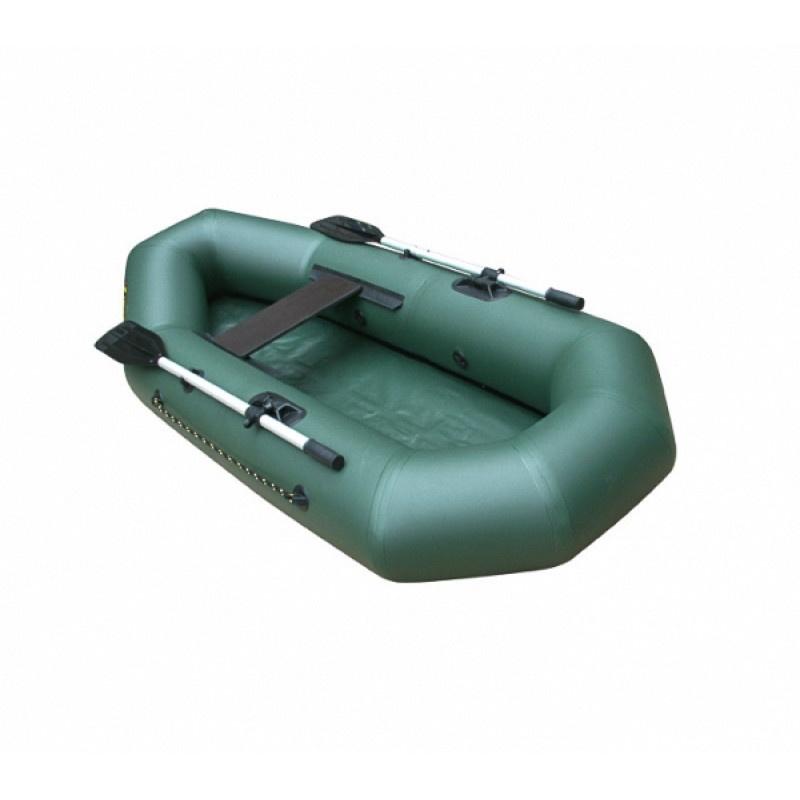 Лодка надувная Leader Компакт-220, гребная, цвет: зеленая дрель шуруповерт ударная аккумуляторная bosch gsb 12v 15 06019b6906 кейс