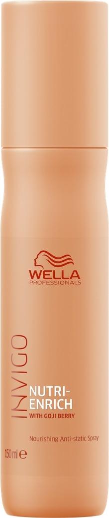 Фото - Wella Invigo Nutri Enrich Питательный спрей-антистатик, 150 мл wella питательный крем бальзам nutri enrich 150 мл