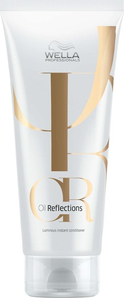 Wella Oil Reflections Luminous Instant Conditioner - Бальзам для интенсивного блеска волос 200 мл