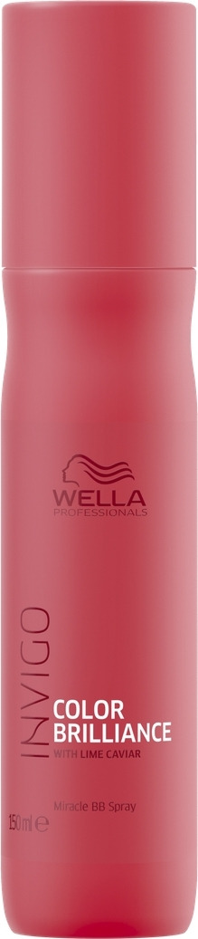 Wella Invigo Color Brilliance Несмываемый бьюти-спрей,, 150 мл farmavita несмываемый спрей маска 10 в 1 без упаковки onely 150 мл