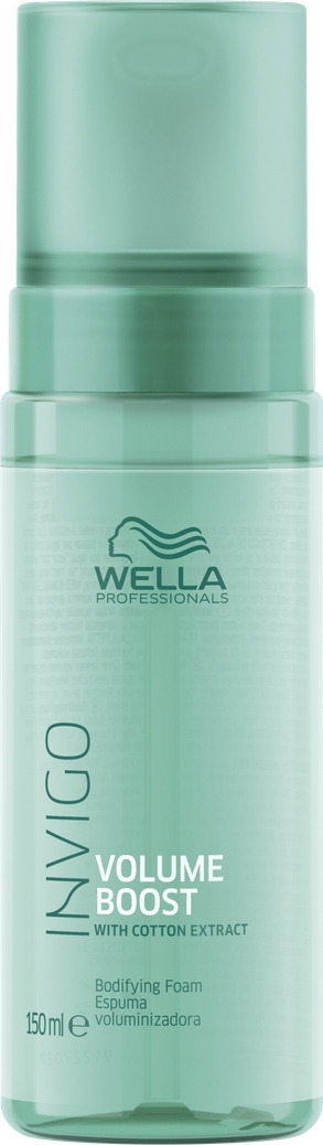 Wella Invigo Volume Boost Мусс-уход для придания объема, 150 мл мусс уход для придания объема invigo volume boost 150 мл