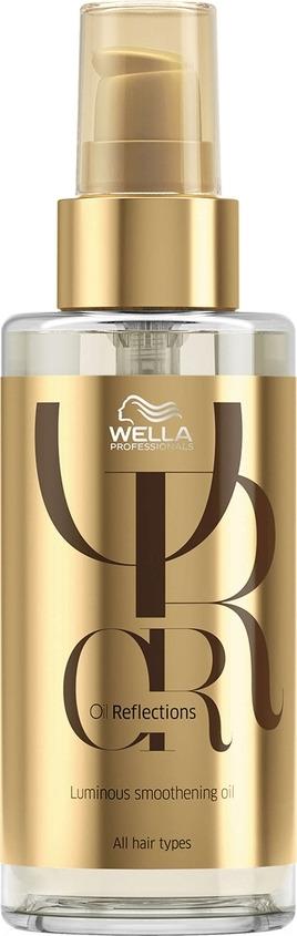 Wella Oil Reflections Luminous Smoothening Oil Разглаживающее масло для интенсивного блеска волос, 100 мл