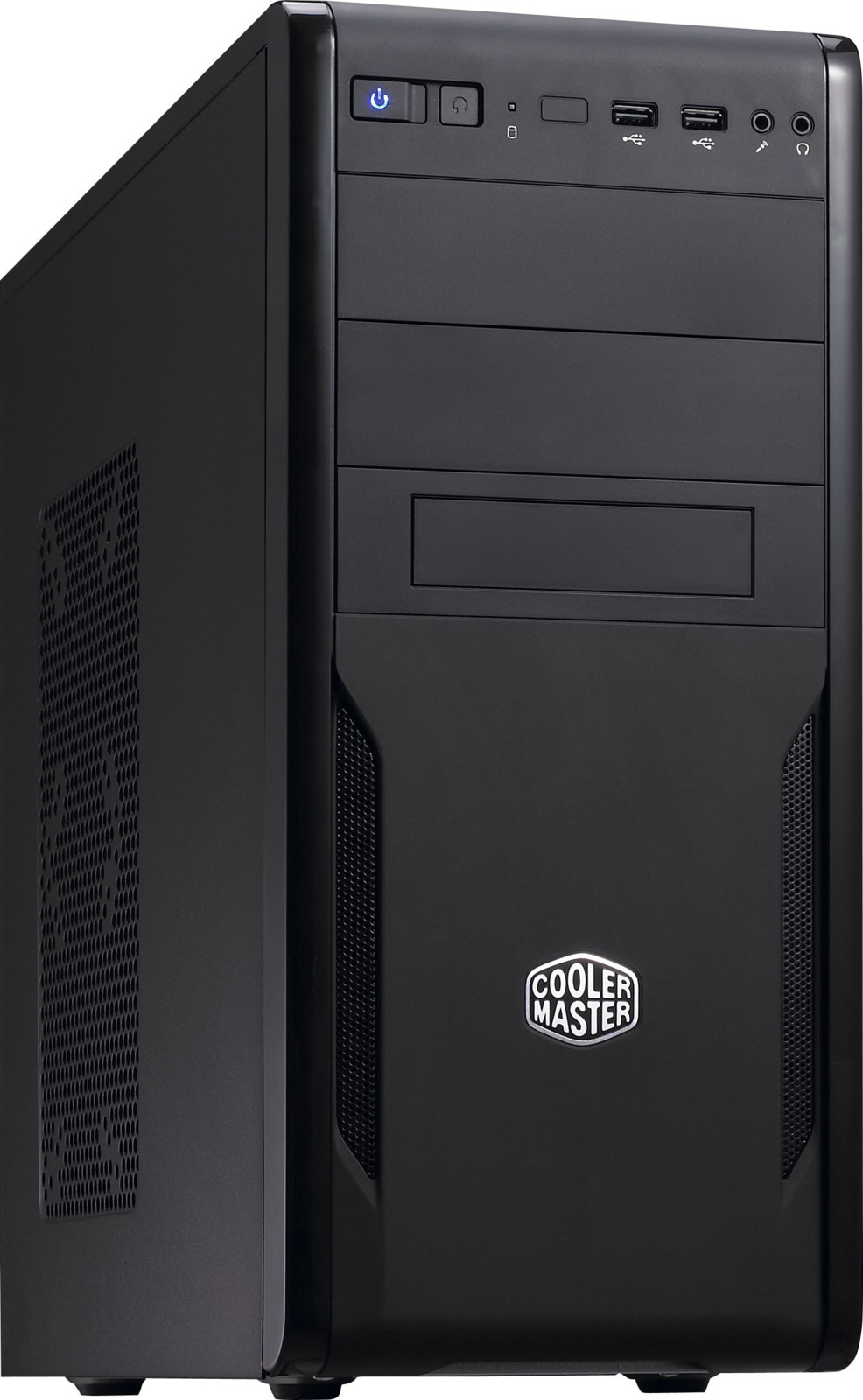 Компьютерный корпус Cooler Master CM Force 251, черный все цены