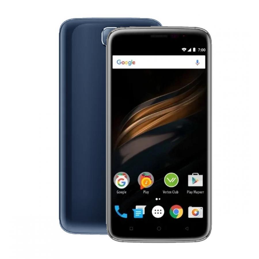 Смартфон Vertex Impress Win 2/16GB, синий
