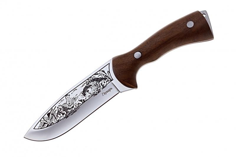 """Нож """"Глухарь"""" (aus-8), ПП Кизляр"""