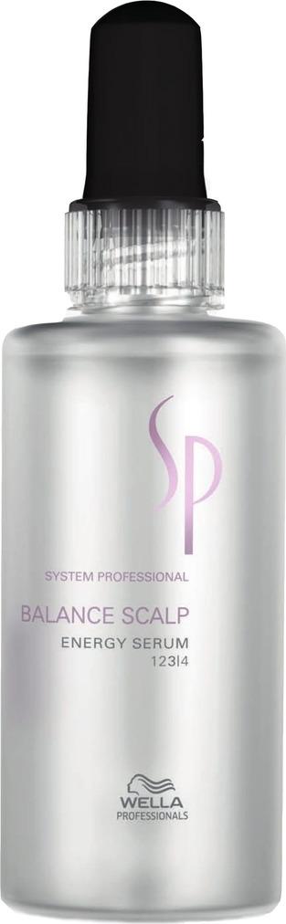 Wella SP Энергетическая сыворотка против выпадения волос Balance Scalp Energy Serum - 100 мл цена