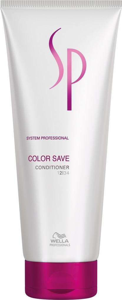 Wella SP Кондиционер для окрашенных волос Color Save Conditioner, 200 мл цена 2017