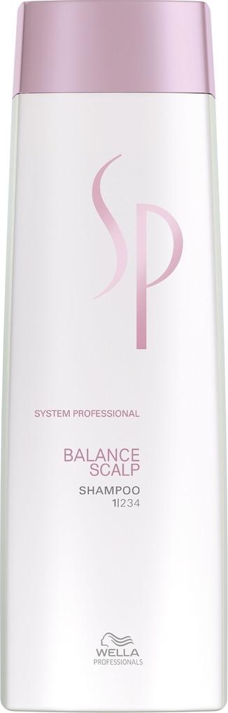 Wella SP Шампунь для чувствительной кожи головы Balance Scalp Shampoo, 250 мл