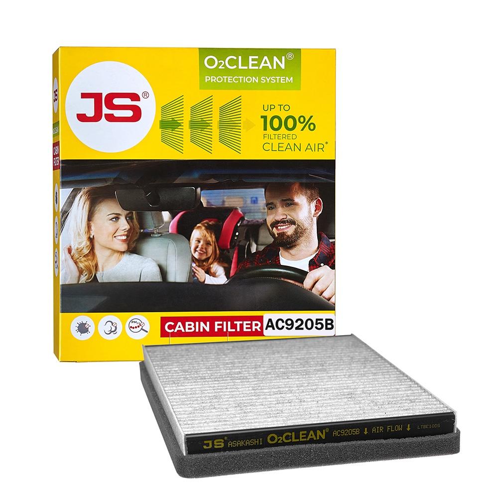 Салонный фильтр JS O2CLEAN AC9205B