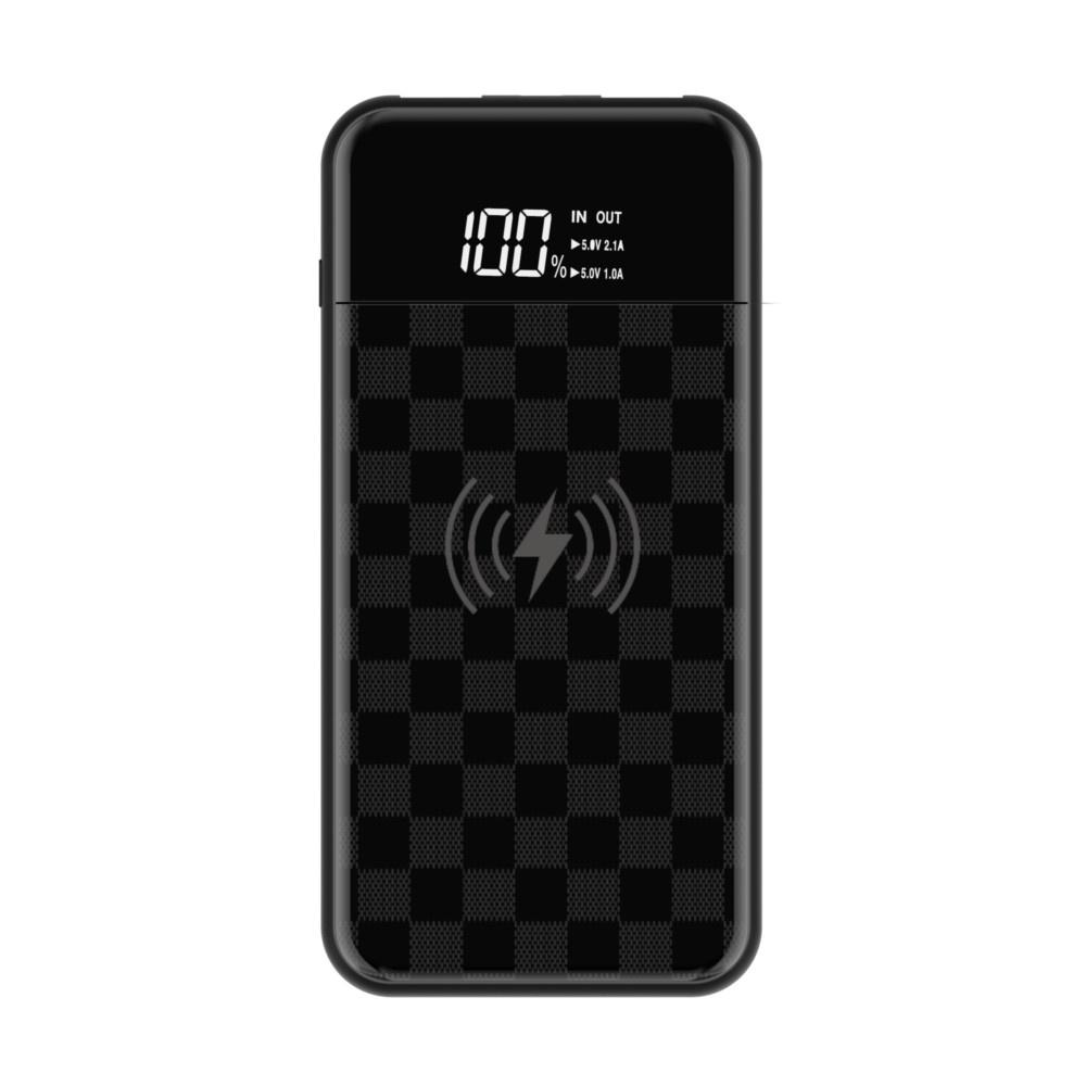 лучшая цена Внешний аккумулятор JU series wireless power bank(8000mAh)