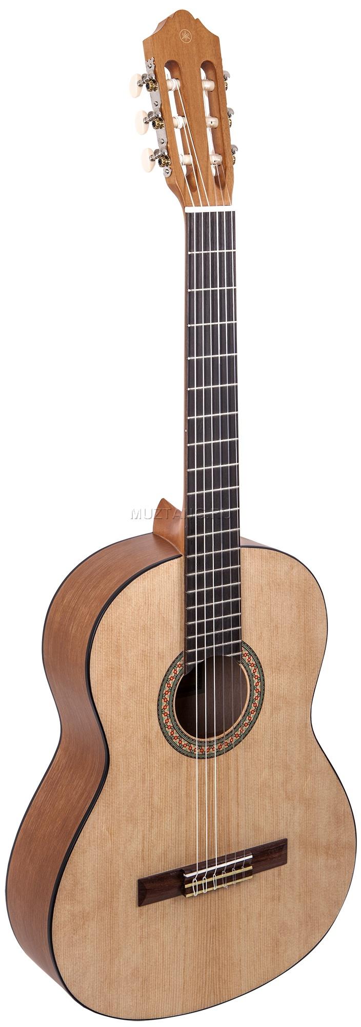Yamaha C40M гитара классическая, матовое покрытие бас гитара yamaha trbx 174 ovs
