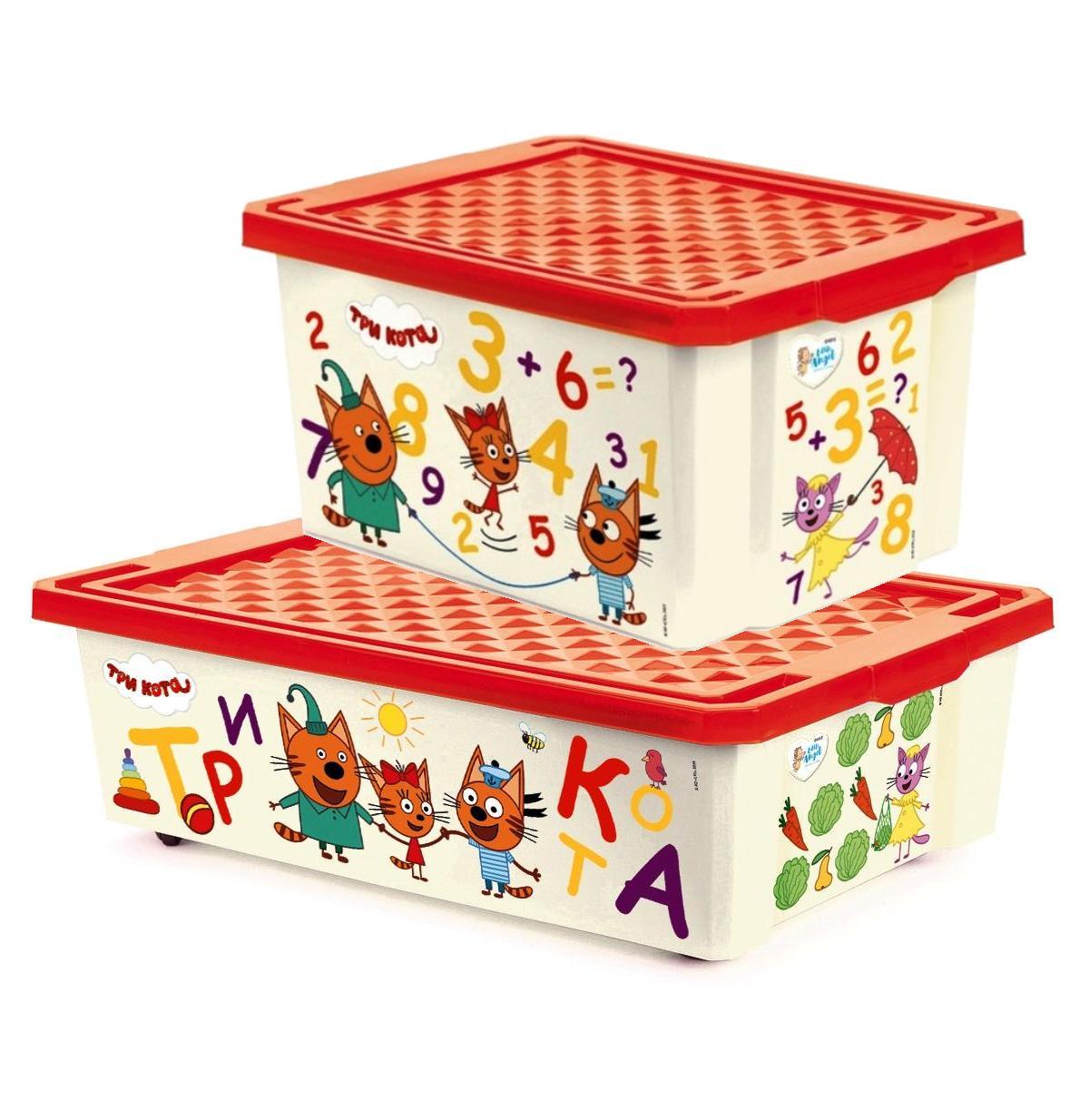 ящики для игрушек фото них после