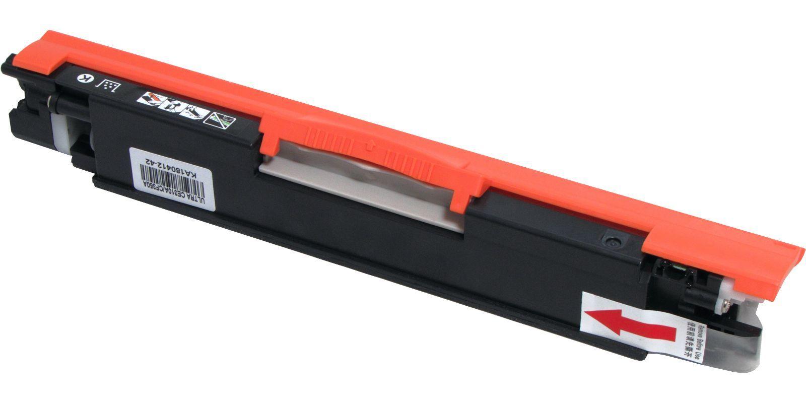 Картридж лазерный цветной MAK №126A/130A Universal CE313A/CF353A пурпурный (magenta), до 1000 стр. для HP картридж profiline pl ce313a 729 for hp cp1025 cp1025nw m175a m175nw m275 canon 7010 7010c lbp7018c magenta