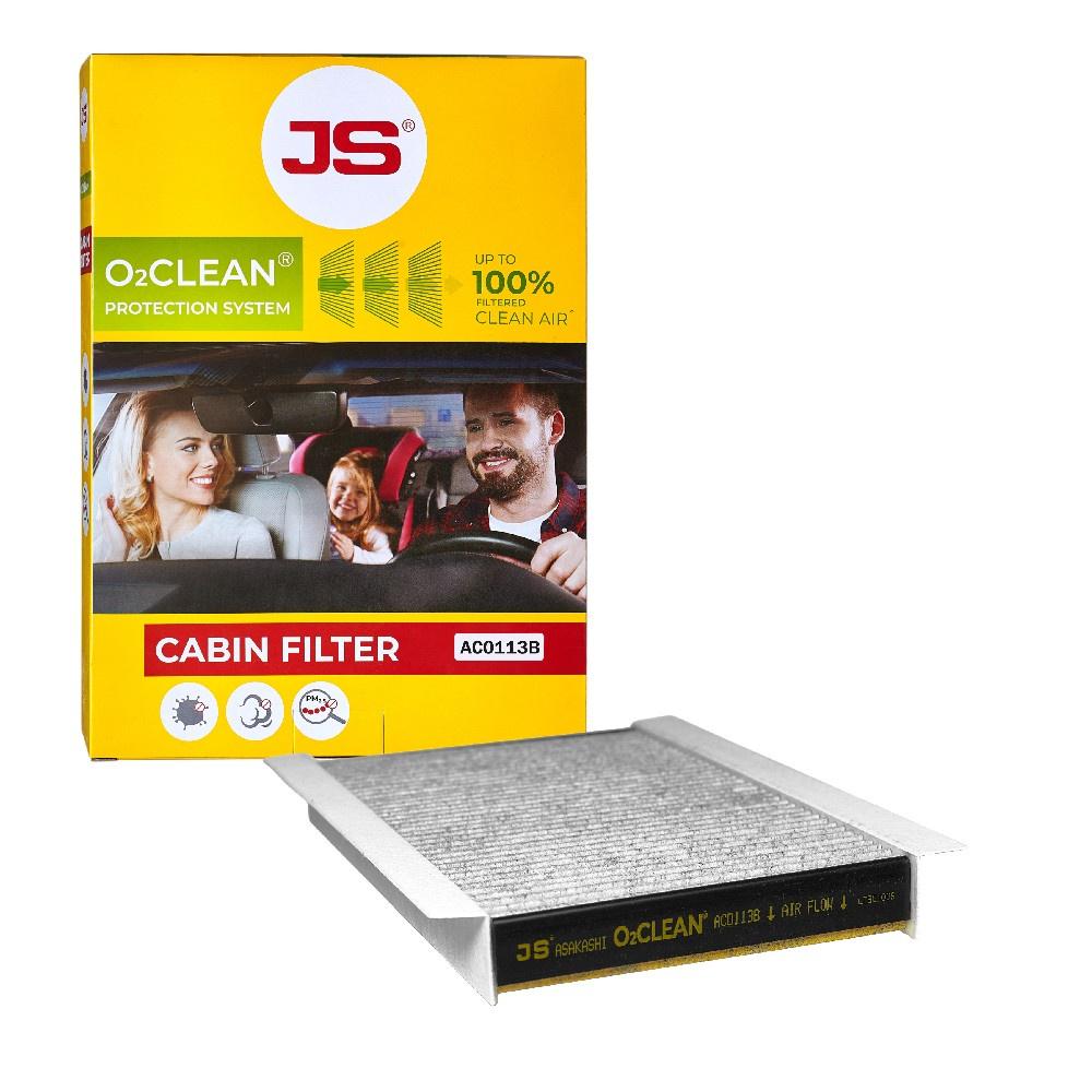 цена на Салонный фильтр JS O2CLEAN AC0113B