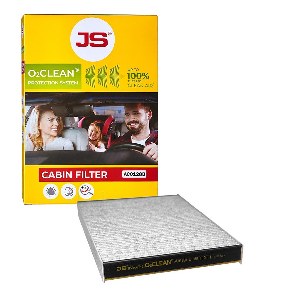 Салонный фильтр JS O2CLEAN AC0128B