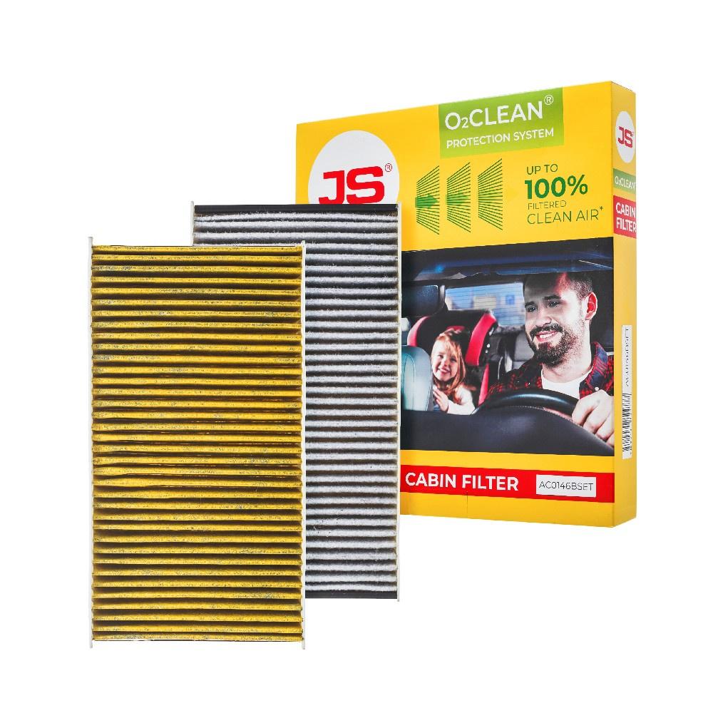 цена на Салонный фильтр JS O2CLEAN AC0146BSET