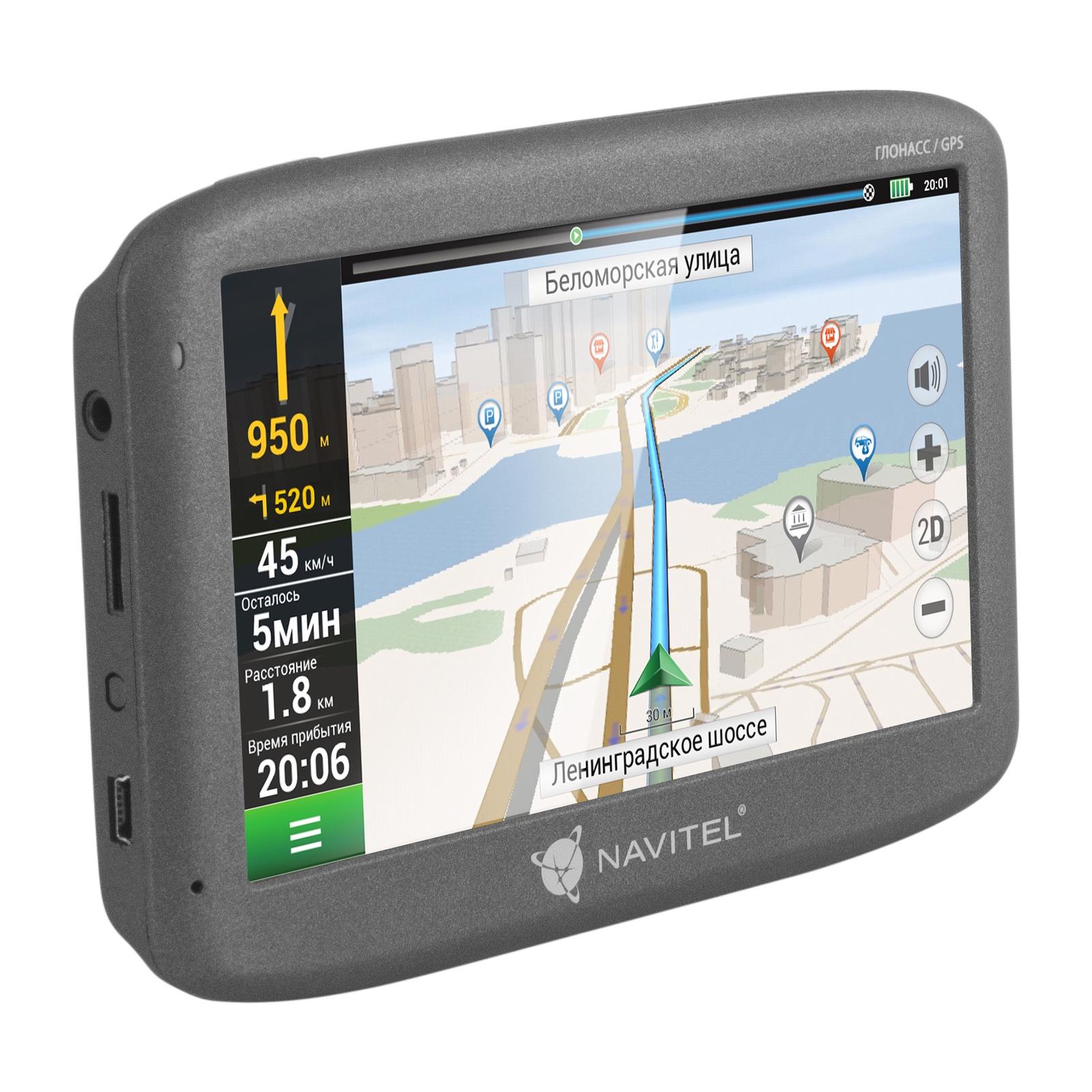 GPS-навигатор Navitel G500 восстановленный