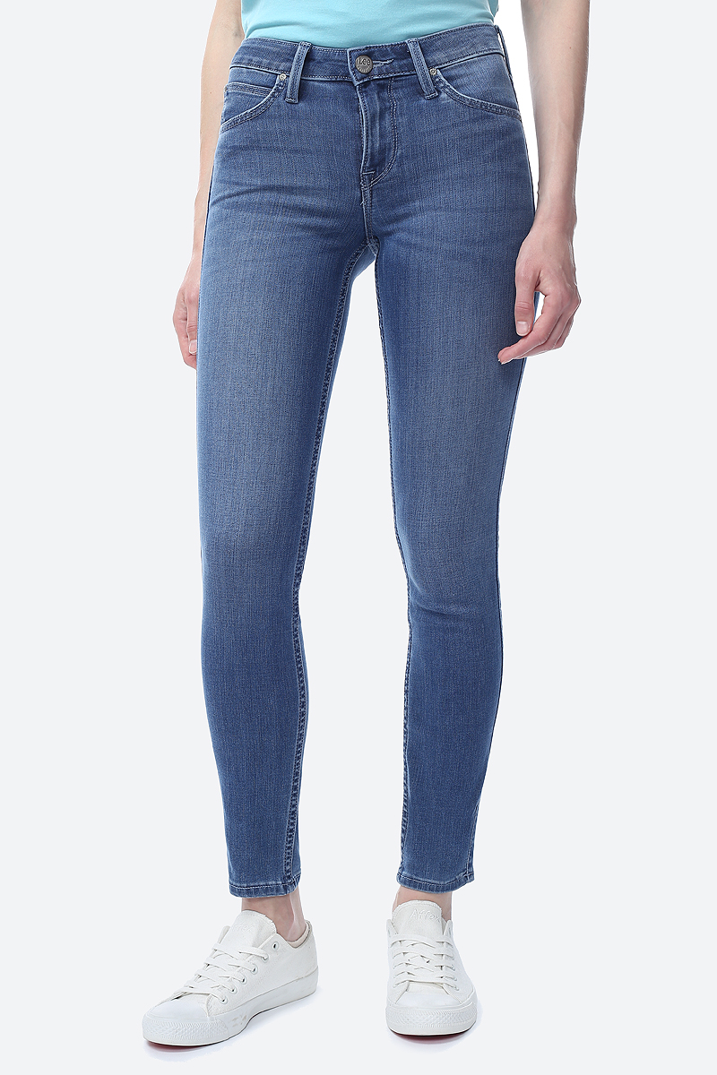 Джинсы Lee Scarlett джинсы женские lee scarlett high zip цвет синий l31broyz размер 24 31 40 31