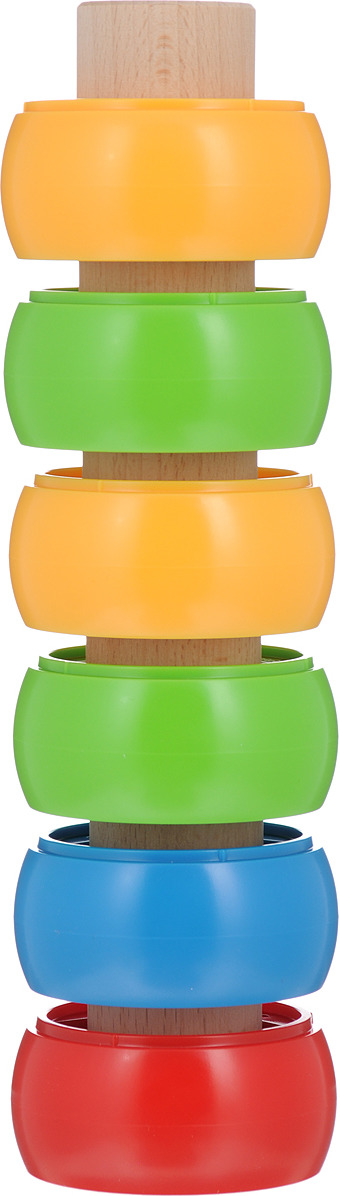 Игровой набор Brio Сборная башенка, 30185 набор игровой со светозвуковыми эффектами brio парк развлечений 33740