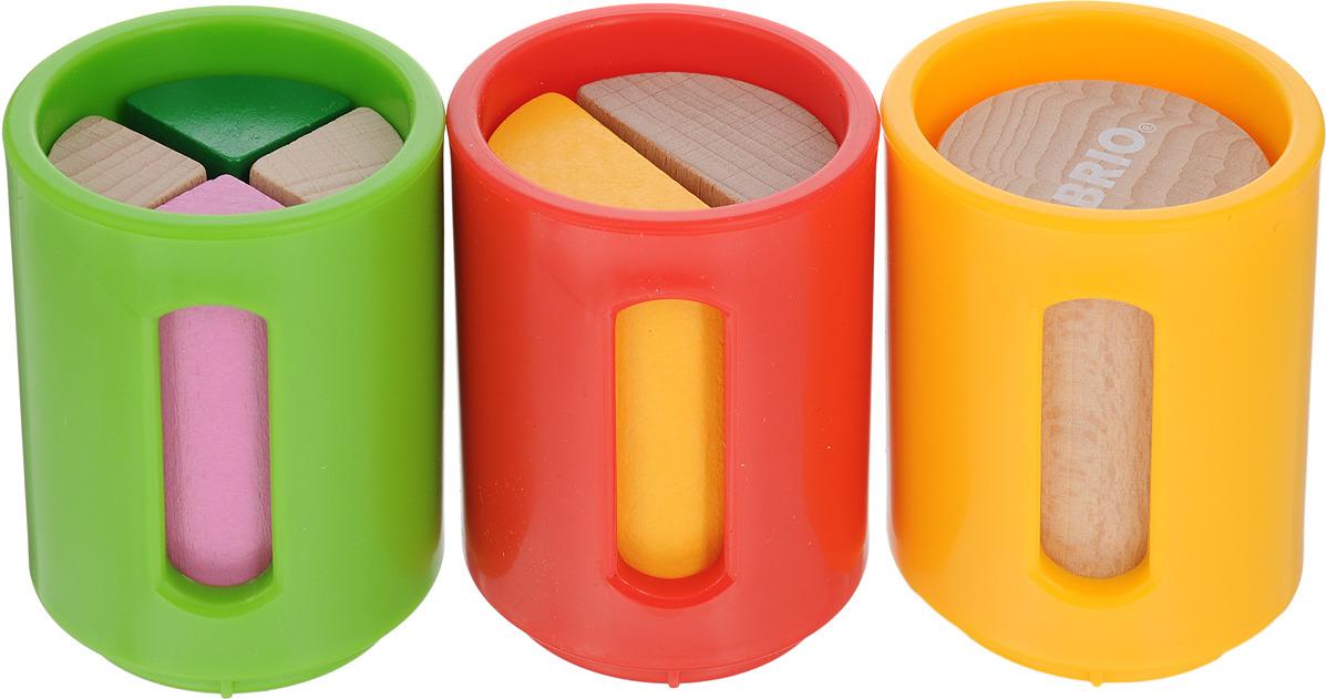 Игровой набор Brio, с формочками-сортерами, 30173, 10 деталей