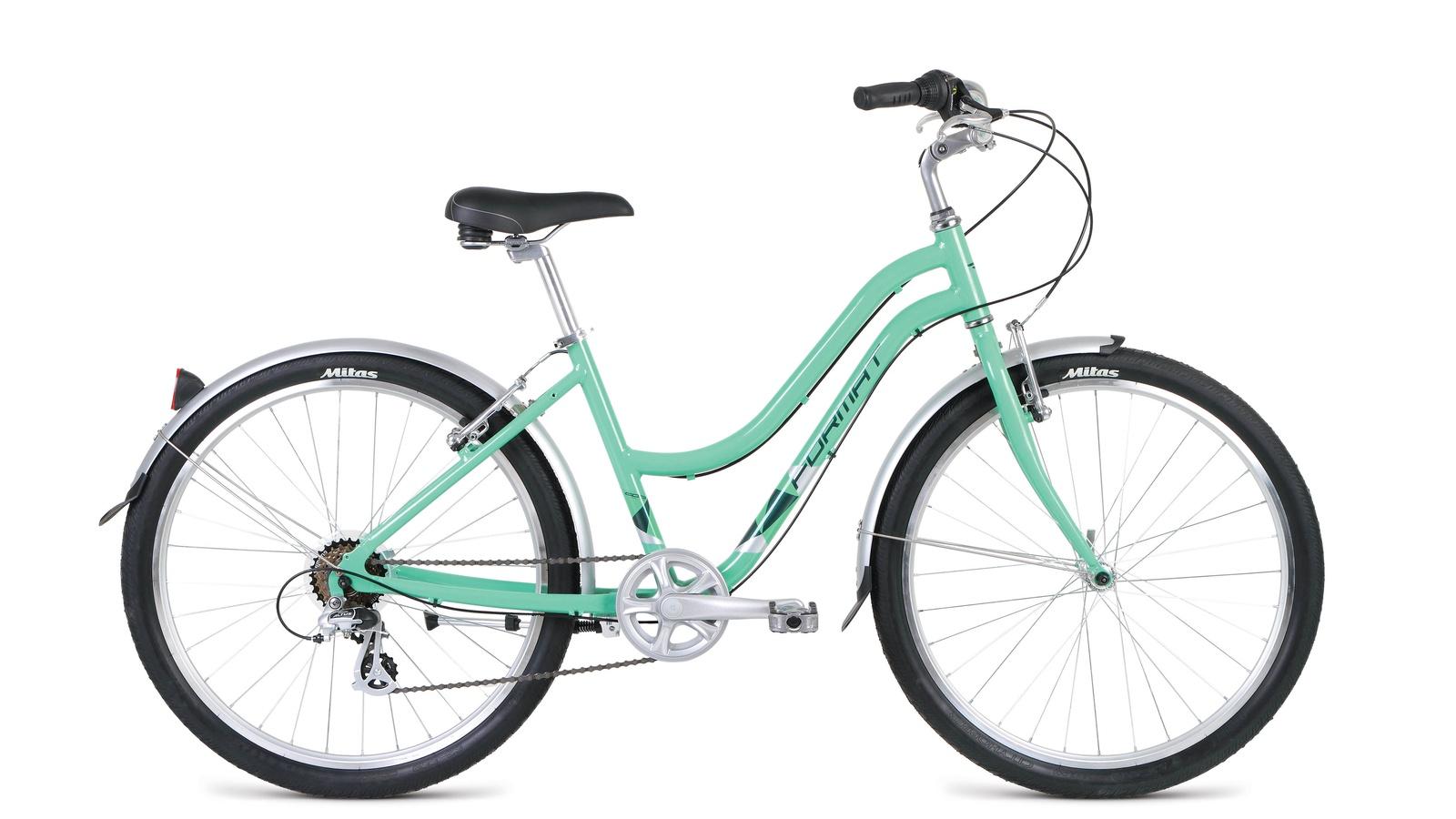 Велосипед Format 7733 2019 зеленый велосипед format 1113 2014